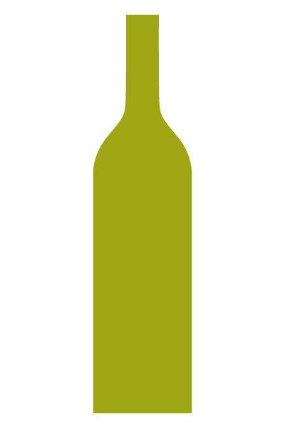 groene wijnfles