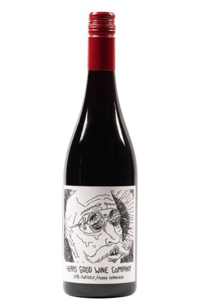 heaps good wine zweigelt & modra frankinja